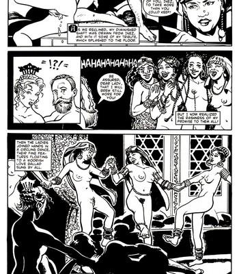 A Night In comic porn sex 015