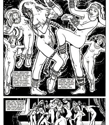 A Night In comic porn sex 016