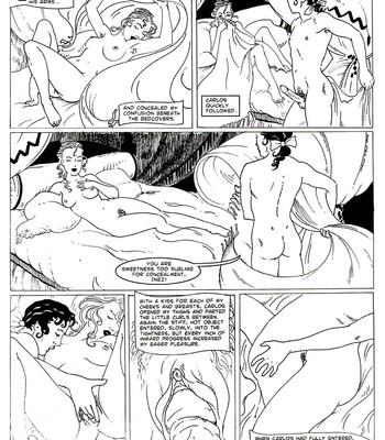 A Night In comic porn sex 025