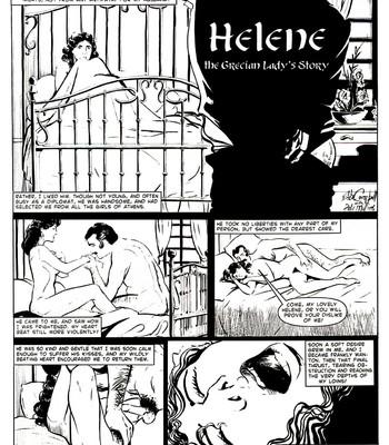 A Night In comic porn sex 028