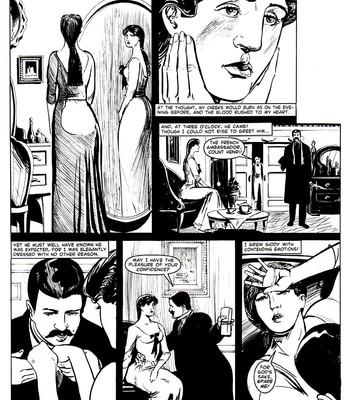 A Night In comic porn sex 030
