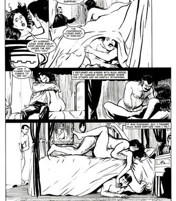 A Night In comic porn sex 035