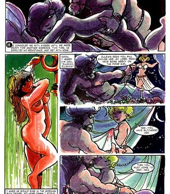 A Night In comic porn sex 043