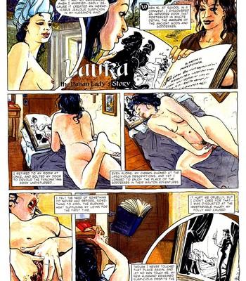 A Night In comic porn sex 046