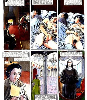 A Night In comic porn sex 049
