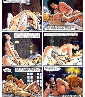A Night In comic porn sex 052