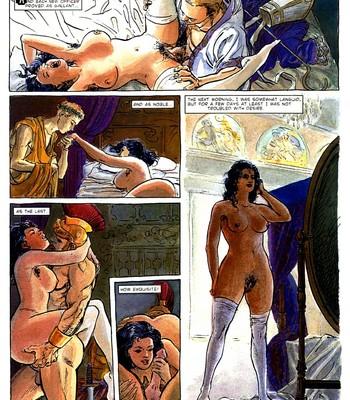 A Night In comic porn sex 054