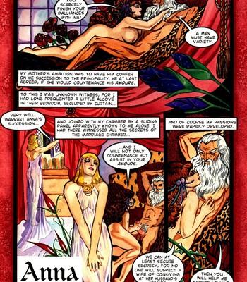 A Night In comic porn sex 056