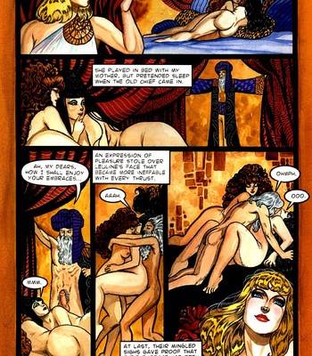 A Night In comic porn sex 057