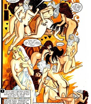A Night In comic porn sex 058