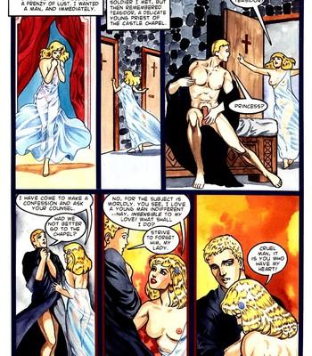 A Night In comic porn sex 059