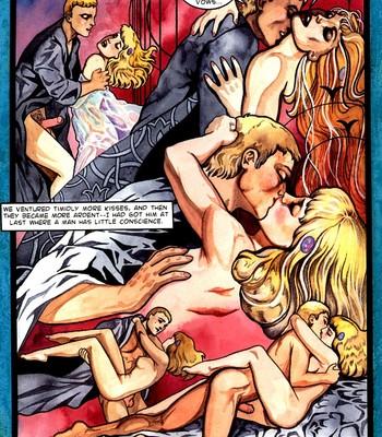A Night In comic porn sex 060