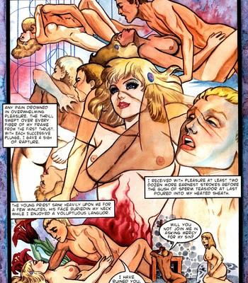 A Night In comic porn sex 061