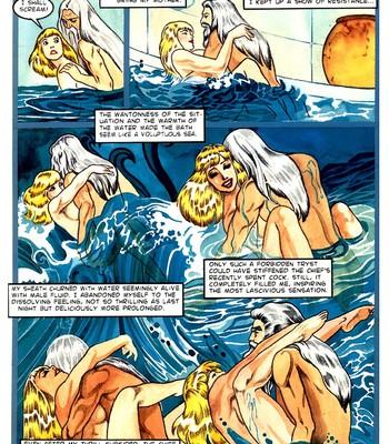 A Night In comic porn sex 063