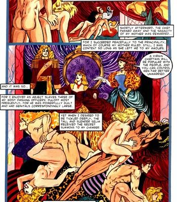 A Night In comic porn sex 064