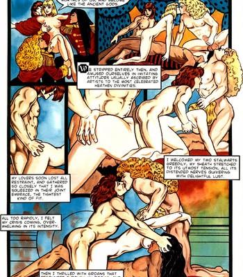 A Night In comic porn sex 066