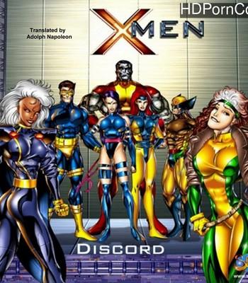 Porn Comics - X-Men 3