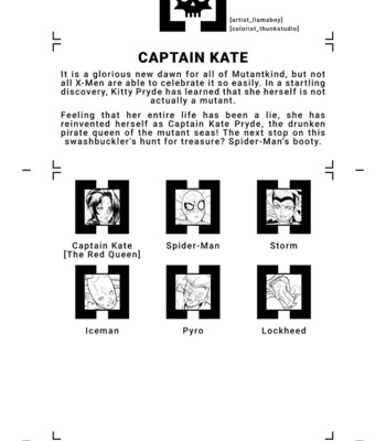 House Of XXX – Captain Kate comic porn sex 002