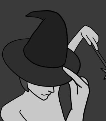 Porn Comics - My Witch GF Shrunk Me