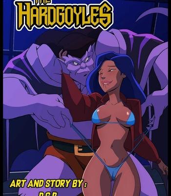 Porn Comics - The Hardgoyles