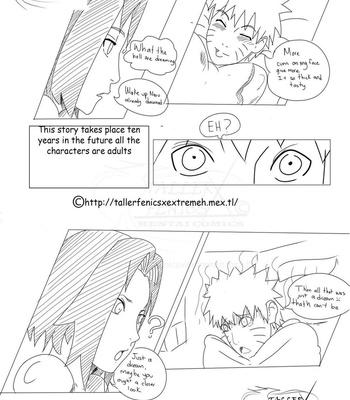 Porn Comics - Sakura Futanari Jutsu 2
