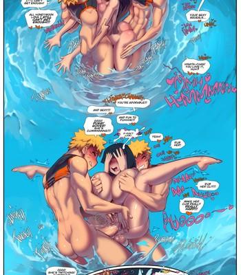 Naruto X Hinata – Very Secret Very Hot Spring comic porn sex 008