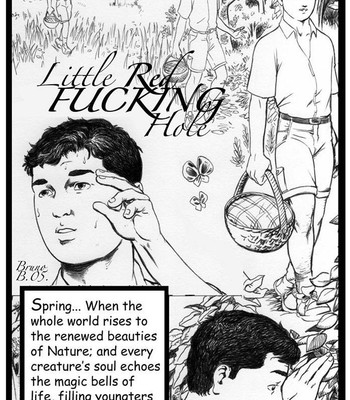 Little Red Fucking Hole comic porn sex 002