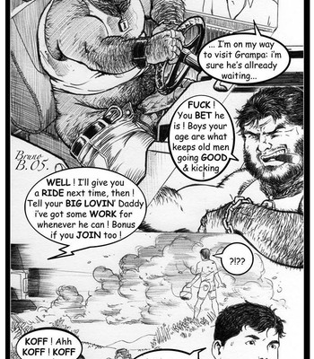 Little Red Fucking Hole comic porn sex 006