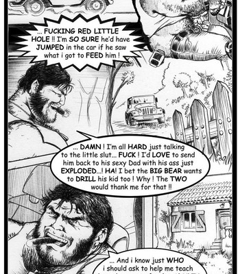 Little Red Fucking Hole comic porn sex 007