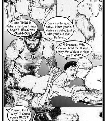Little Red Fucking Hole comic porn sex 016