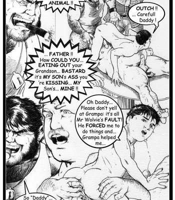 Little Red Fucking Hole comic porn sex 022