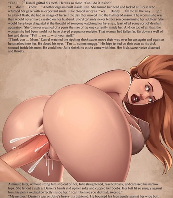 The Haunting Of Palmer Mansion 9 comic porn sex 011