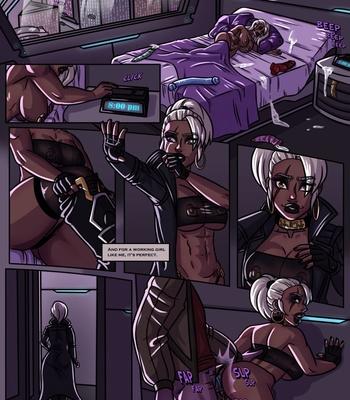 Porn Comics - Working Girl