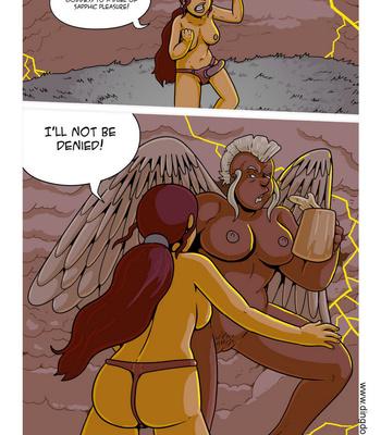 Seed Quest – A Thousand Noble Men 4 comic porn sex 005
