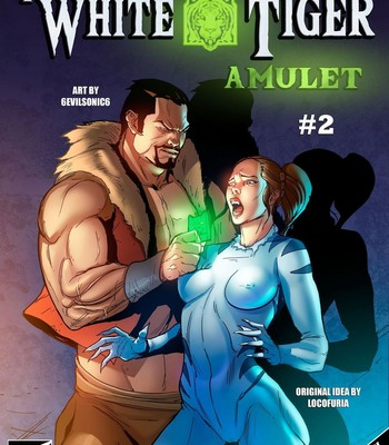 Porn Comics - The White Tiger Amulet 2