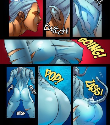 The White Tiger Amulet 2 comic porn sex 018