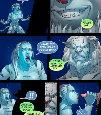 The White Tiger Amulet 2 comic porn sex 019