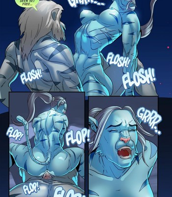 The White Tiger Amulet 2 comic porn sex 027
