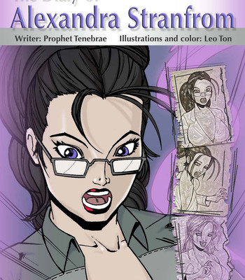 Porn Comics - The Diary Of Alexandra Stranfrom 1