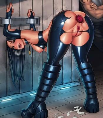 X-23 comic porn sex 005