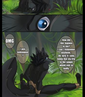 In The Jungle comic porn thumbnail 001