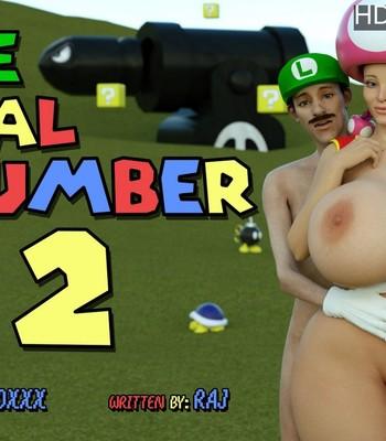 Porn Comics - The Anal Plumber 2 Sex Comic