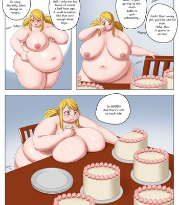 Lucy's Stuffing comic porn sex 010