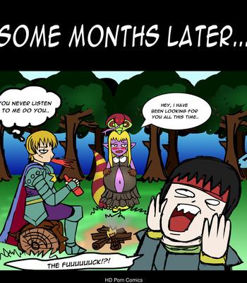 Reptilianne Naga comic porn sex 041