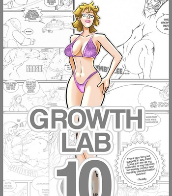 Porn Comics - Growth Lab 10 (Remastered)