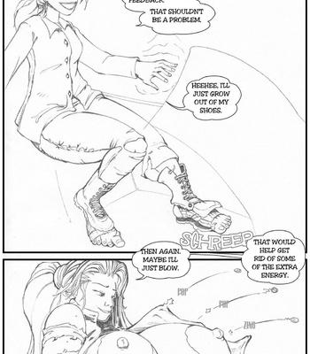 Growth Lab 10 (Remastered) comic porn sex 021
