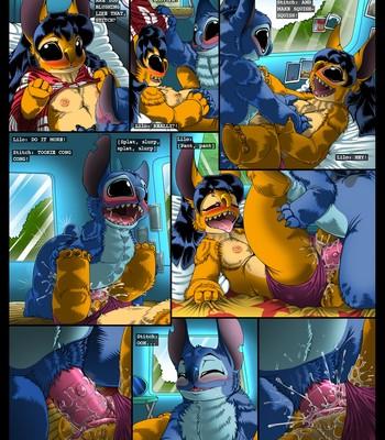 Miki Miki Lilo! Boojiboo! comic porn sex 017