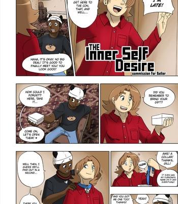 Porn Comics - The Inner Self Desire