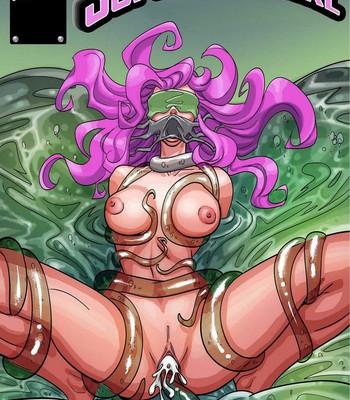 Porn Comics - Superior Girl 1