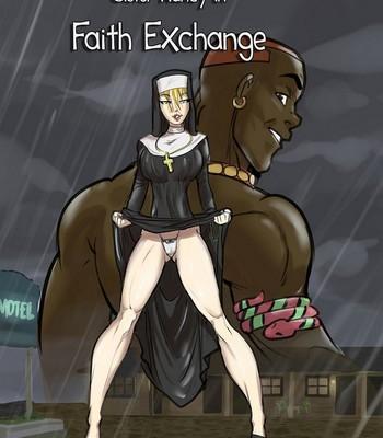 Porn Comics - Sister Nancy In Faith Exchange Sex Comic